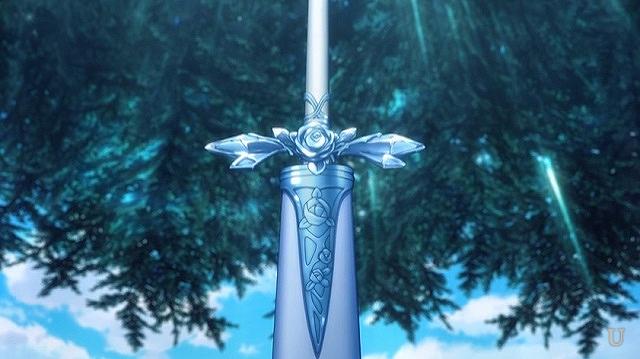 sao青薔薇の剣