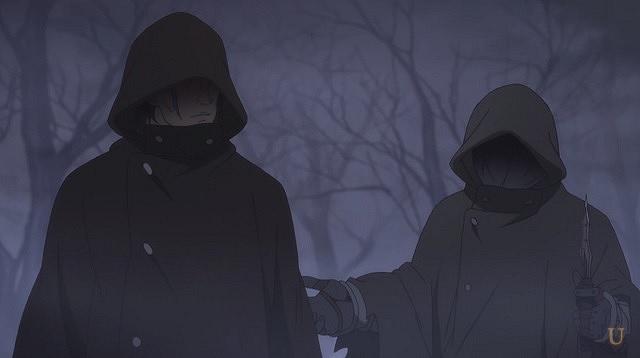 殺人ギルドラフィンコフィンPoHとジョニー・ブラック