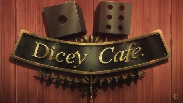 ダイシー・カフェ Dicey Cafe.