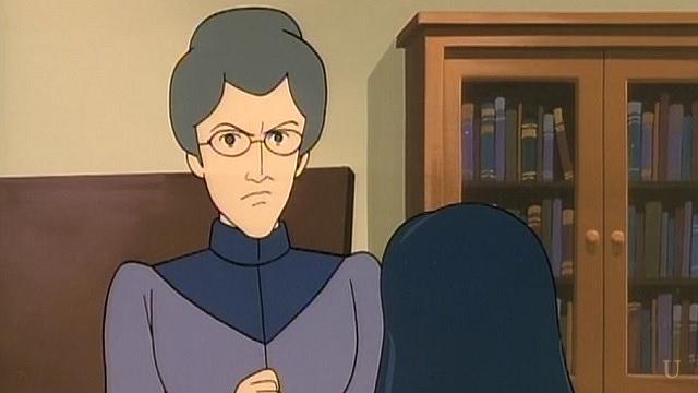 小公女セーラ ミンチン先生