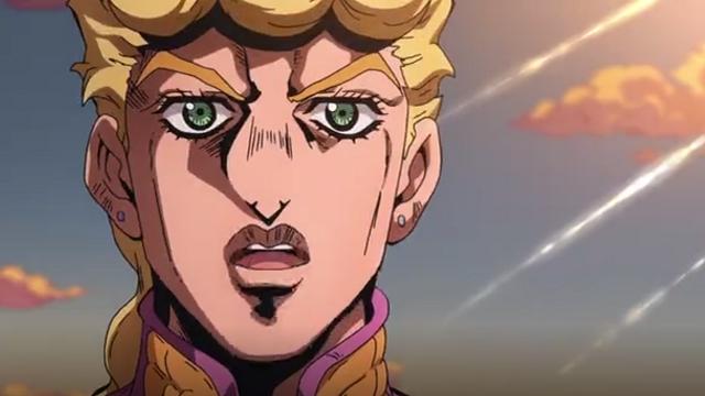 ジョジョの奇妙な冒険黄金の風第4話正義を語るジョルノ