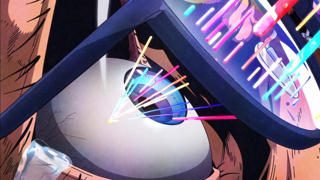 ジョジョの奇妙な冒険第7話瞳に日光を集められるズッケェロ