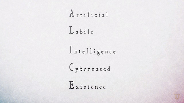 saoArtificial Labile Intelligence Cybernated Existence