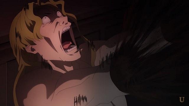 saoキリトに両腕を切り落とされたライオス