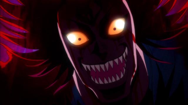 からくりサーカス第7話悪魔の顔つきをした鳴海