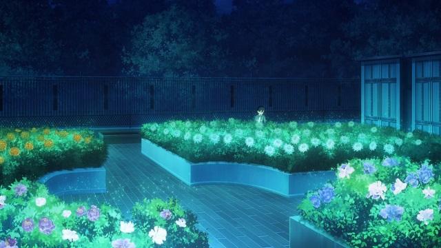 sao光り輝く四大聖花
