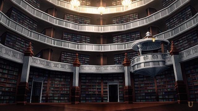 sao大図書室