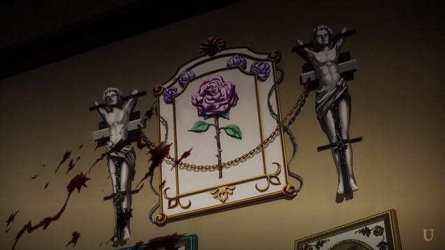 ジョジョの奇妙な冒険第12話オブジェ