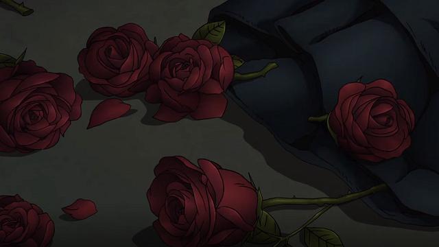 ジョジョの奇妙な冒険第18話薔薇