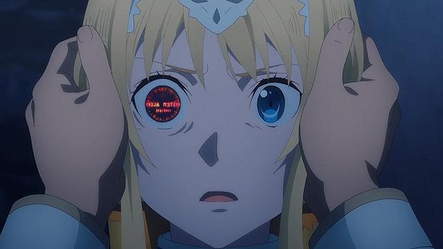 sao アリスの右眼の封印