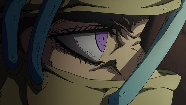 ジョジョの奇妙な冒険第31話真剣な表情のセッコ