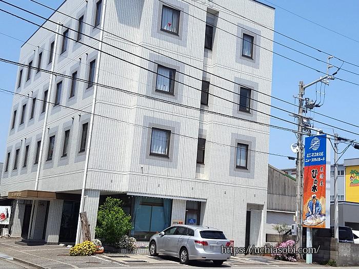 ビジネスホテル ニューススカイルート