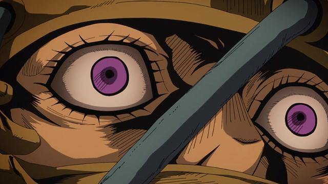 ジョジョの奇妙な冒険第32話セッコ