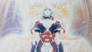 「ロードオブヴァーミリオン」画集 白-超獣・亜人・神族・海種-編より No.028パワーズ
