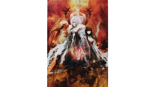 LORD of VERMILION I II III Ultimate ARCANA Archivesより Ver1.4混沌への回帰 メインビジュアル