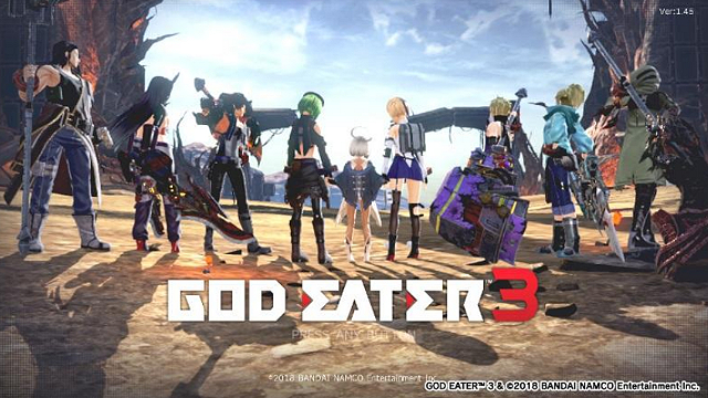 ゴッドイーター3追加エピソード「もう一人の鬼神」