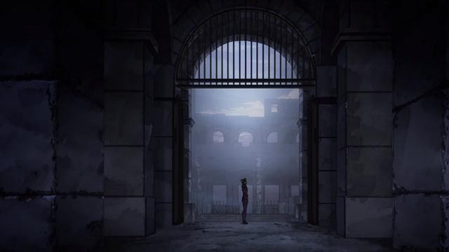 ジョジョの奇妙な冒険5部第35話フラグを立てるナランチャ