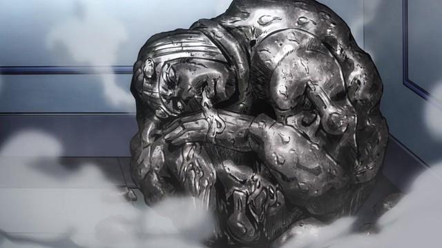 ジョジョの奇妙な冒険5部第39話ブチャラティの姿をした石